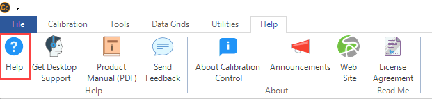 Help icon Equipment Dialog